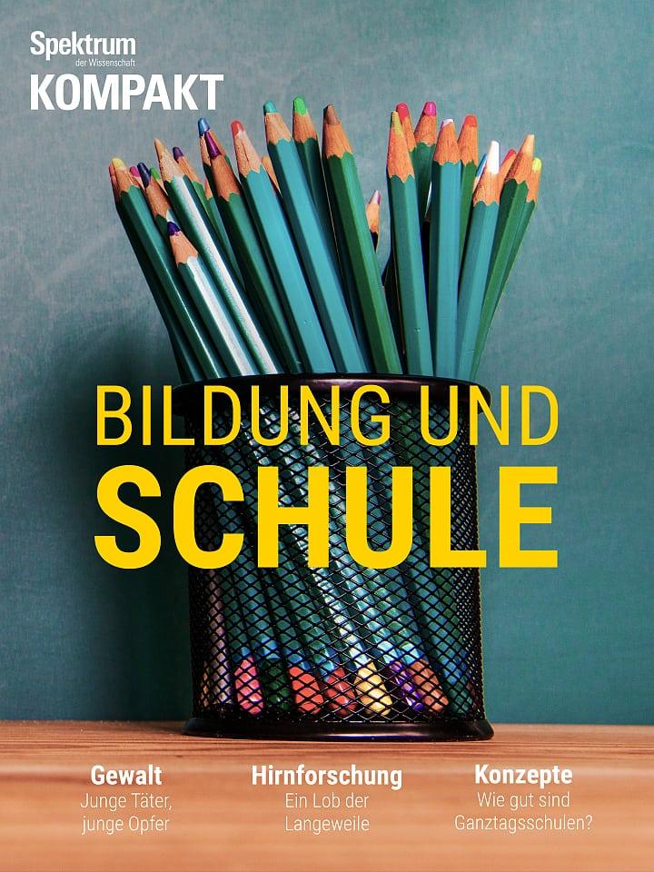 Spektrum Kompakt: Bildung und Schule