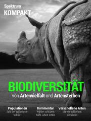 Cover Spektrum Kompakt:  Biodiversität – Von Artenvielfalt und Artensterben