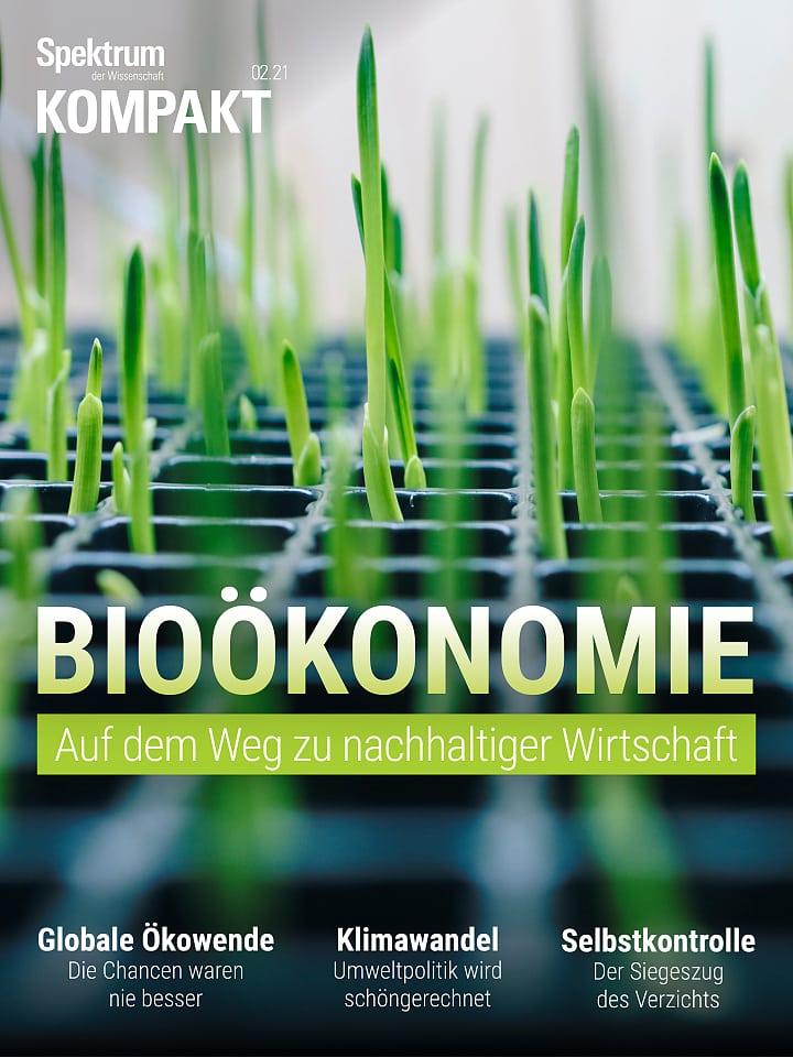 Resumen del espectro: bioeconomía: hacia una economía sostenible