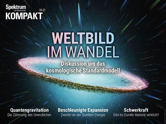 Spectrum Charter: A Changing Worldview - Uma discussão sobre o modelo cósmico padrão