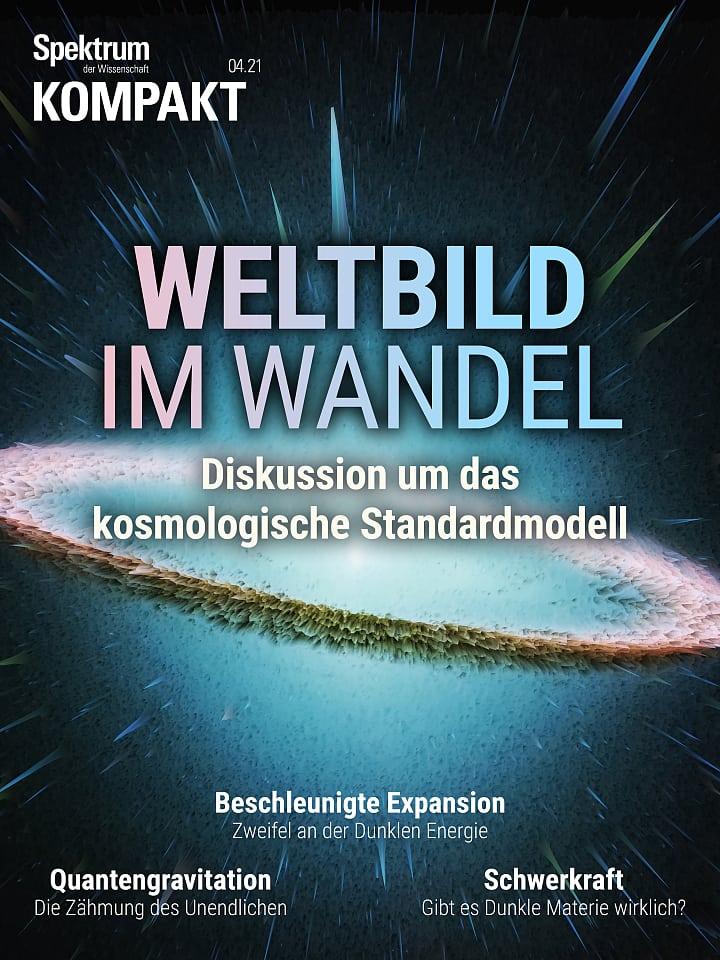 Carta del espectro: una cosmovisión cambiante: una discusión del modelo estándar cósmico