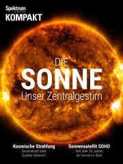 Cover Spektrum Kompakt:  Die Sonne – Unser Zentralgestirn