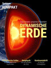 Cover Spektrum Kompakt:  Dynamische Erde – Das Innere unseres Planeten