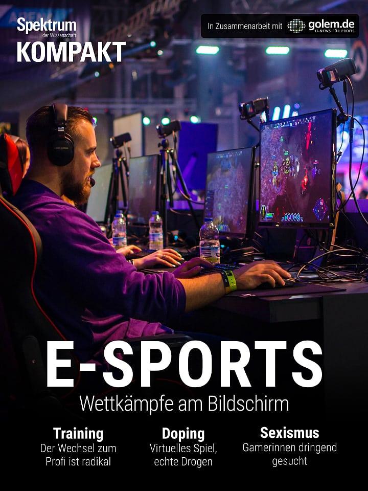 Spectrum Compact: E-Sports - مسابقات روی صفحه