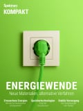 Cover Spektrum Kompakt:  Energiewende - Neue Materialien, alternative Verfahren