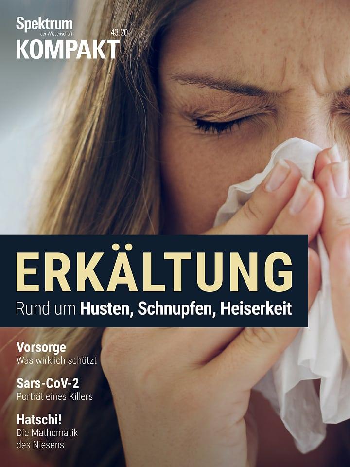 طیف جمع و جور: سرماخوردگی - همه چیز برای سرفه ، آبریزش بینی ، گرفتگی صدا