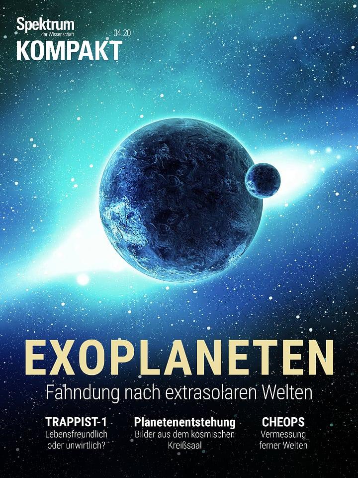 Spectrum Accord: Exoplanets - Cerca mondi extrasolari