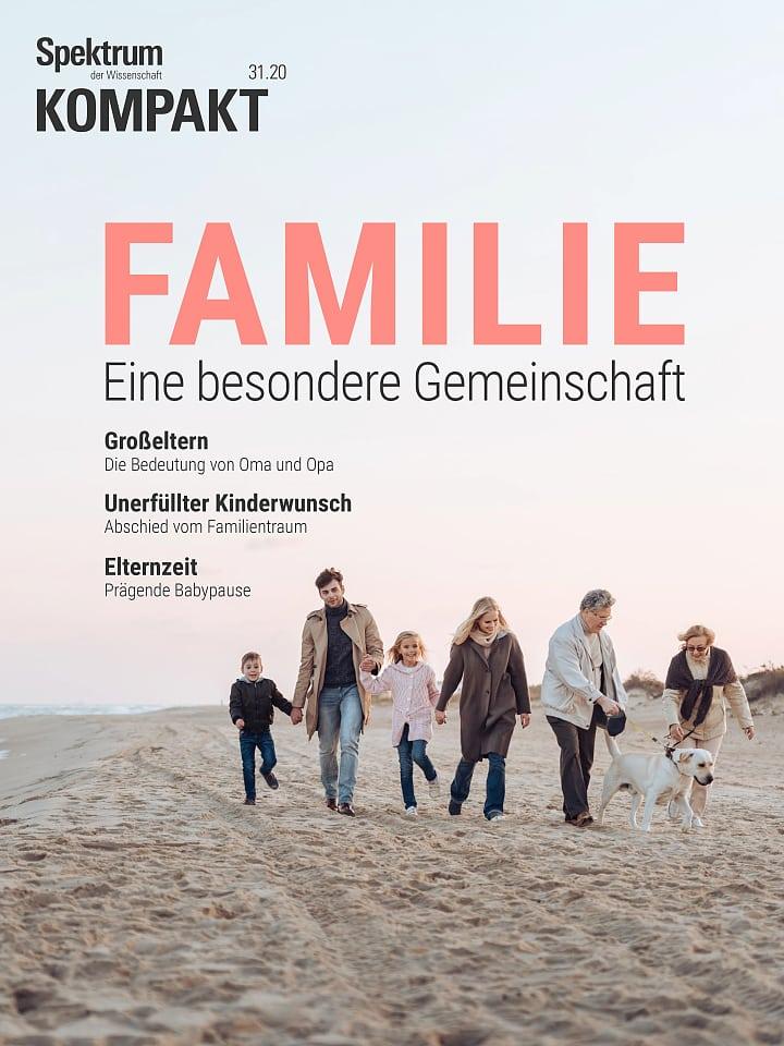 Spectrum Compact: خانواده - جامعه ای خاص