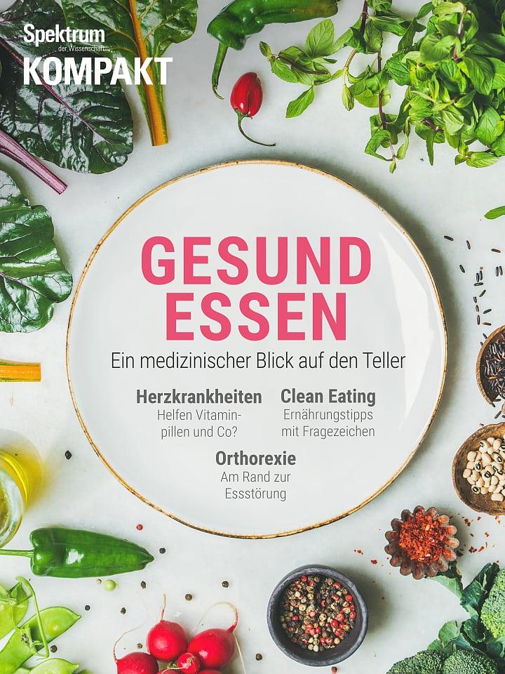 Spektrum Kompakt: Gesund essen – Ein medizinischer Blick auf den Teller