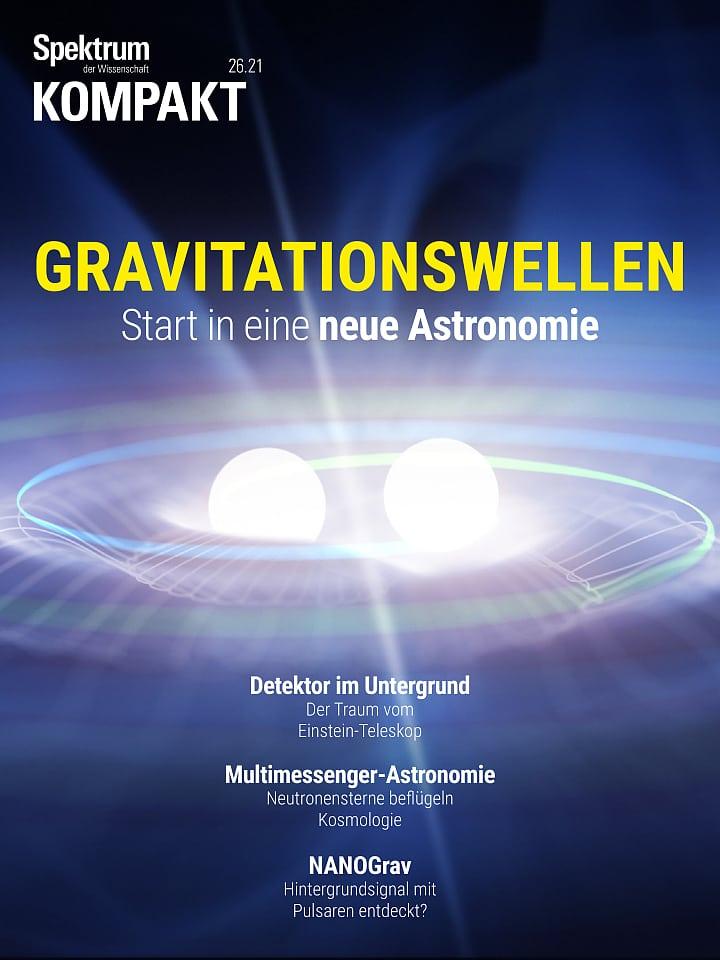 Acuerdo de espectro: ondas gravitacionales: el comienzo de una nueva astronomía