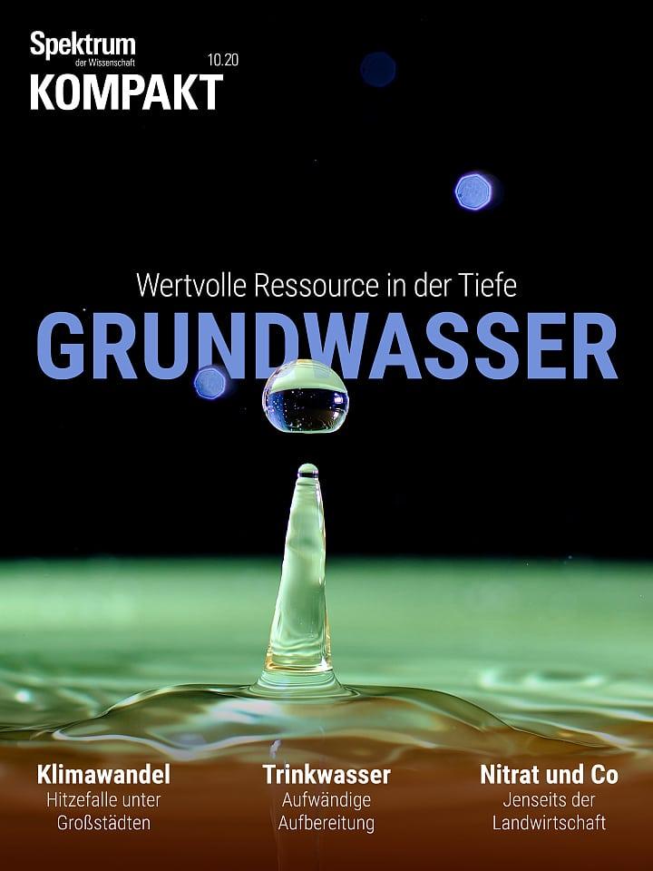 طیف به طور خلاصه: آب های زیرزمینی - یک منبع ارزشمند در اعماق آن