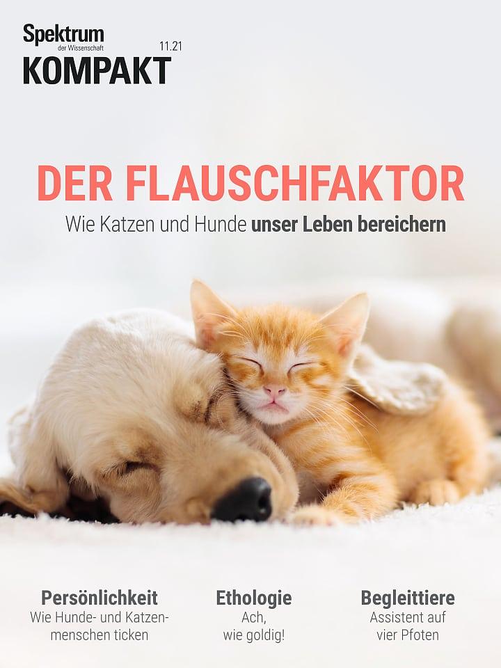 Spectrum Squeeze: The Fuzz Factor - Cómo los perros y gatos enriquecen nuestras vidas