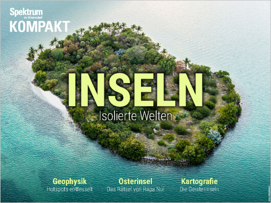Cover Inseln - Isolierte Welten