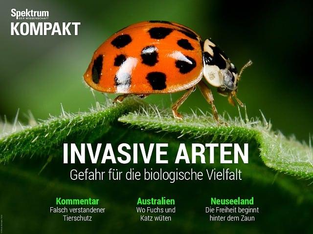 spektrum kompakt invasive arten gefahr f r die biologische vielfalt spektrum der wissenschaft. Black Bedroom Furniture Sets. Home Design Ideas