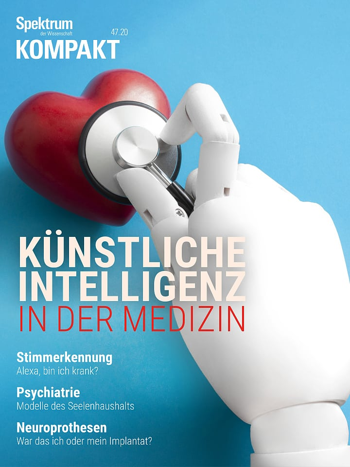 Spectrum Compact: هوش مصنوعی در پزشکی