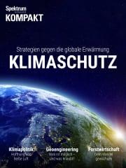 Cover Spektrum Kompakt:  Klimaschutz – Strategien gegen die globale Erwärmung