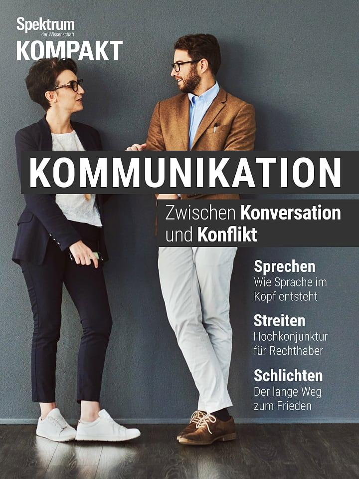 طیف فشرده: ارتباطات - بین مکالمه و تعارض