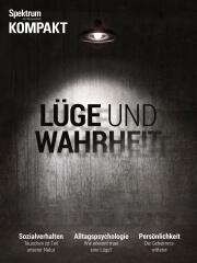 Cover Spektrum Kompakt: Lüge und Wahrheit