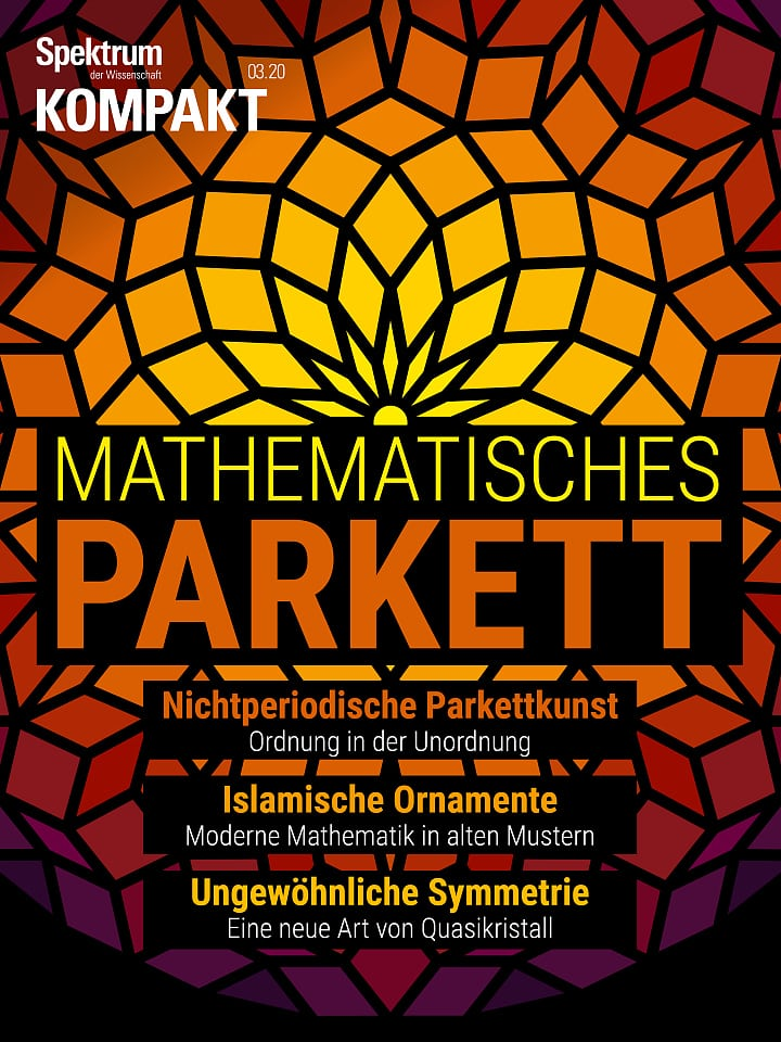 Spektrum Kompakt:  Mathematisches Parkett