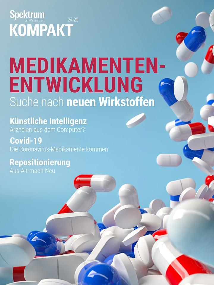 Spectrum Accord: Drug Development - Zoek naar nieuwe actieve ingrediënten