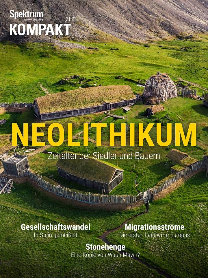 Acuerdo de espectro: Neolítico - La era de los colonos y los campesinos