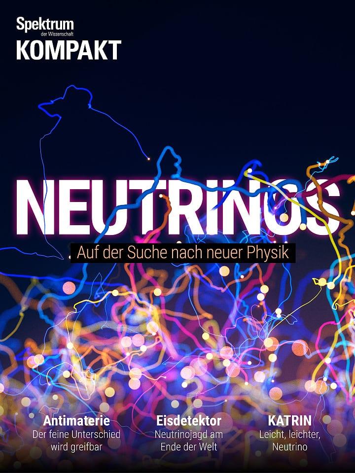 Presión de espectro: neutrinos - en busca de nueva física