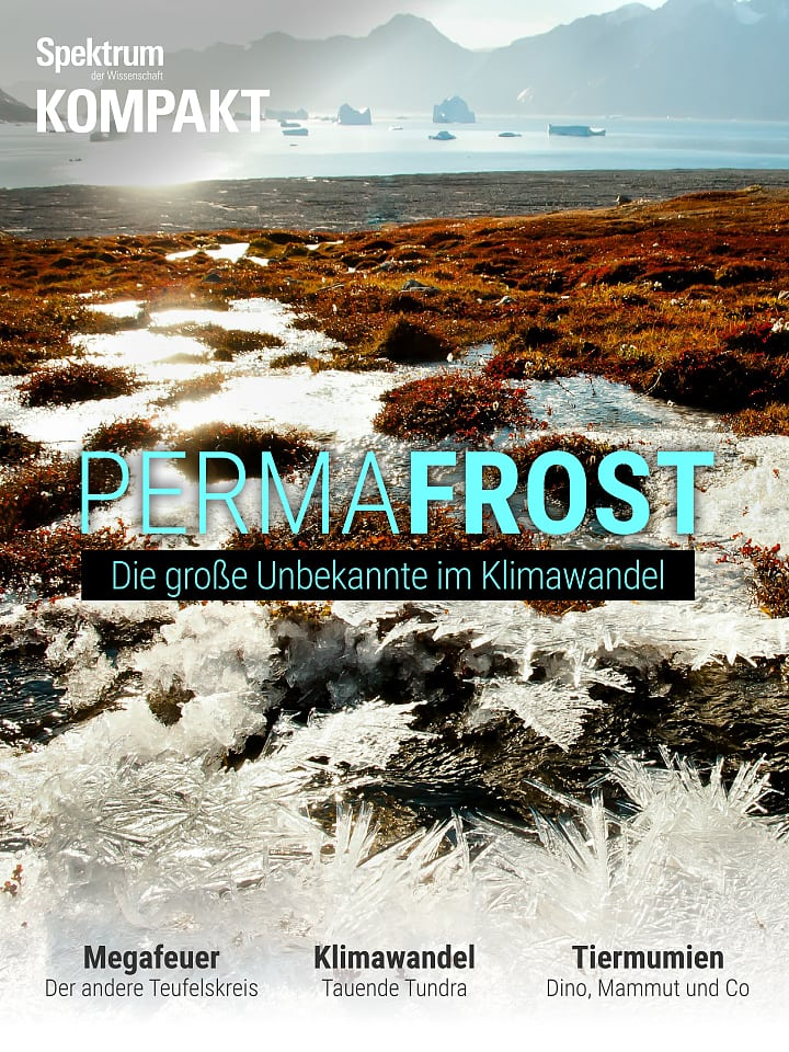 Spektrum padat: permafrost - ketidaktahuan besar tentang perubahan iklim