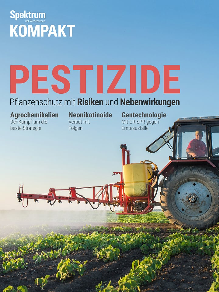 Accordo sullo spettro: pesticidi - Protezione delle colture con rischi ed effetti collaterali