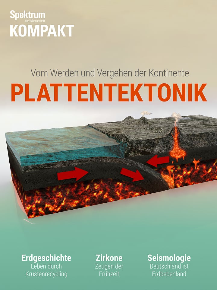 Presión del espectro tectónico: tectónica de placas: el ascenso y la caída de los continentes