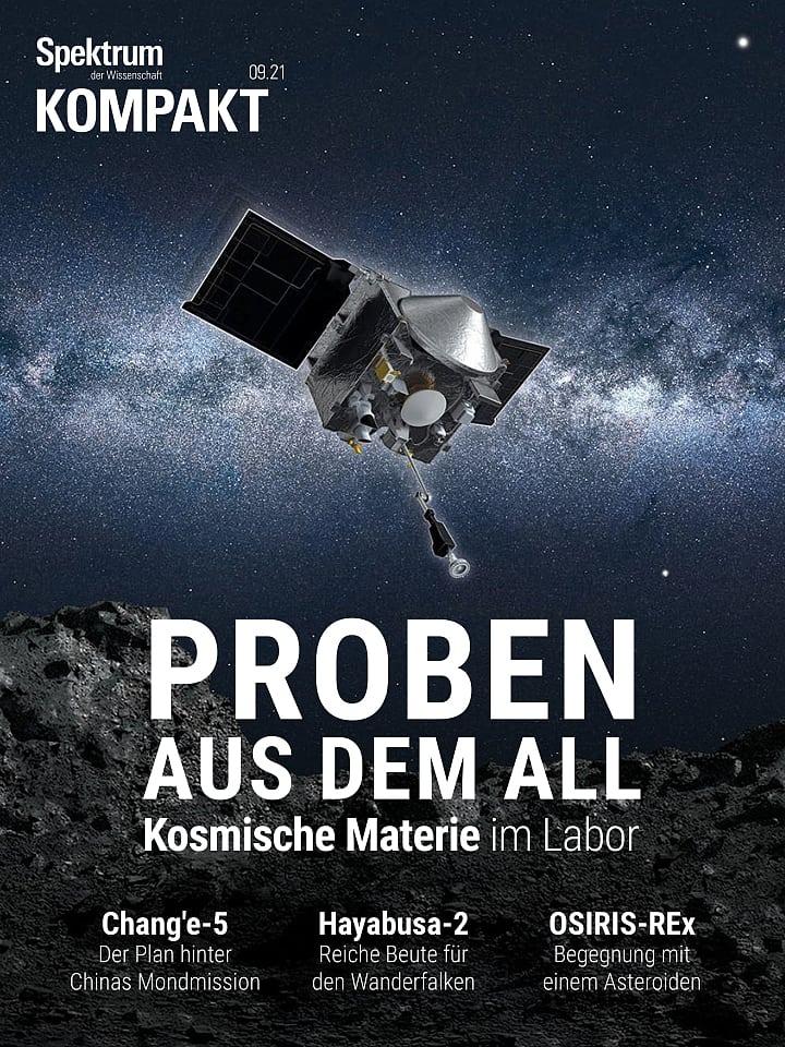 Spectrumovereenkomst: monsters uit de ruimte - kosmische materie in het laboratorium