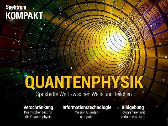 Blick in die Wundertüte Quantencomputer