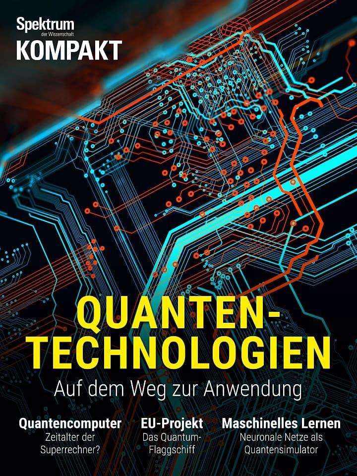Spectrum Compact: Teknologi Kuantum - Dalam perjalanan menuju aplikasi
