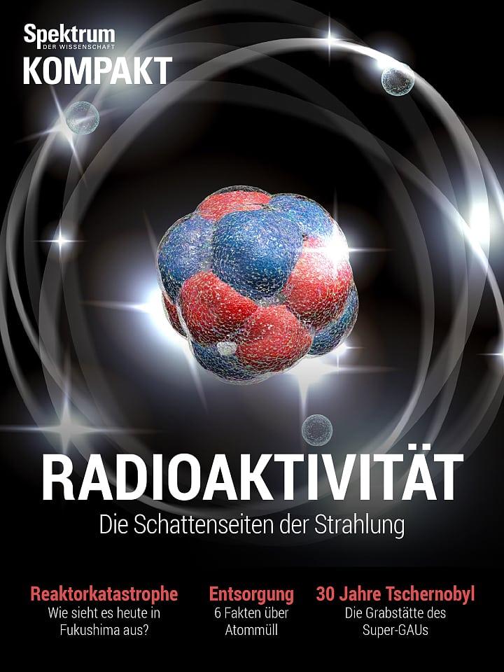 Spectrumdruk: radioactiviteit - de donkere kant van straling