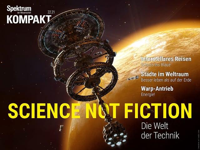 طیف به طور خلاصه: علم داستان علمی نیست - دنیای فناوری