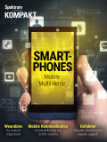 Cover Spektrum Kompakt:  Smartphones - Mobile Multitalente