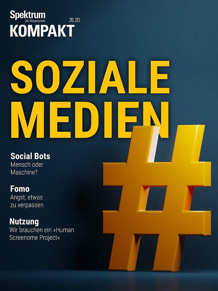 طیف فشرده: رسانه های اجتماعی