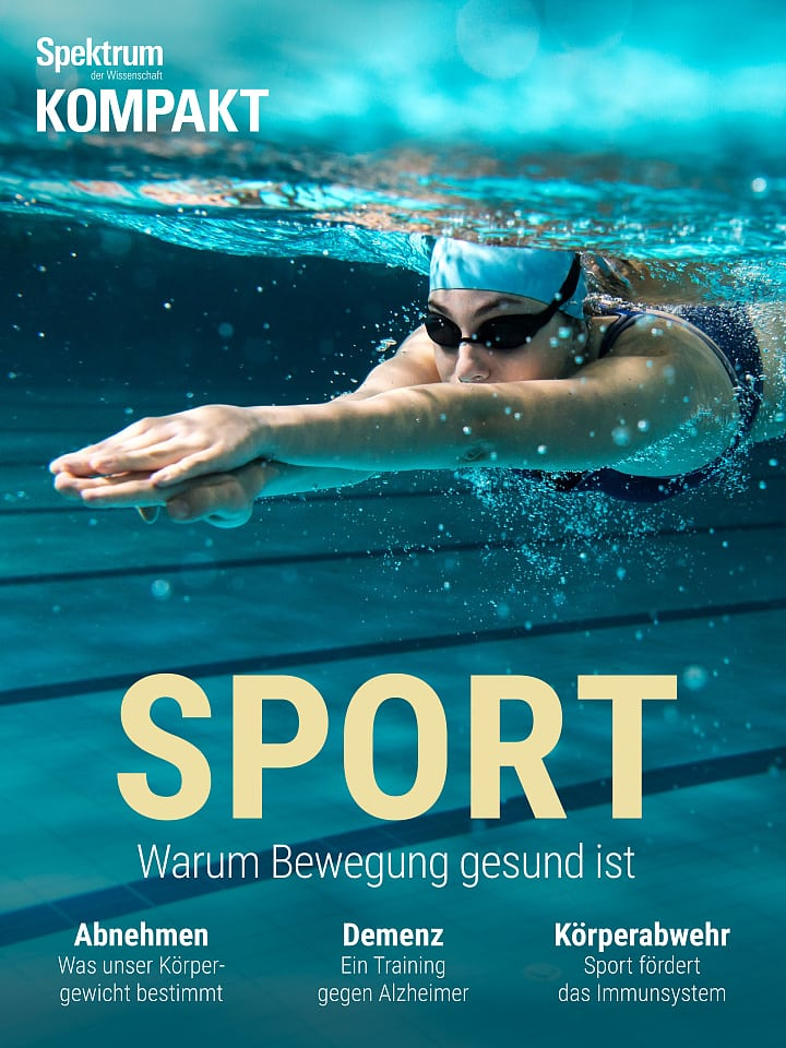 Spectrum Compact: Sports - چرا تمرینات ورزشی سالم هستند