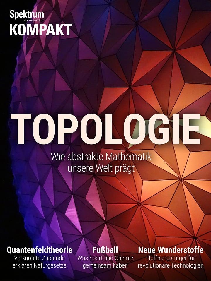 Spectrum Compact: Topología: cómo las matemáticas abstractas dan forma a nuestro mundo