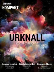 Cover Spektrum Kompakt: Urknall – Wie alles begann