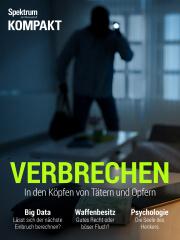 Cover Spektrum Kompakt:  Verbrechen – In den Köpfen von Tätern und Opfern