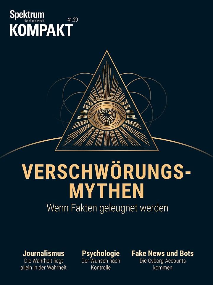 Spectrum Deal: Conspiracy Myths - wanneer de feiten worden ontkend