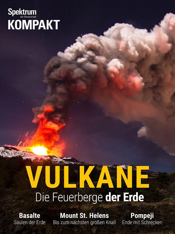 Compacto espectral: Volcanes - Montañas de fuego en la Tierra