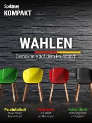Cover Spektrum Kompakt: Wahlen – Demokratie auf dem Prüfstand