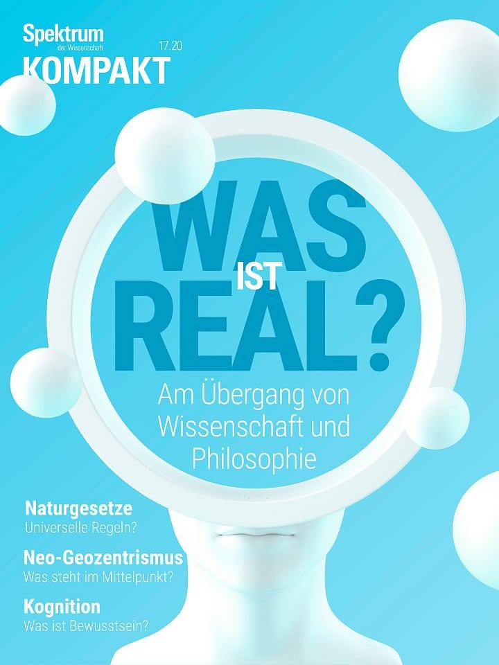 Acuerdo de espectro: ¿Qué es real?  En la transición de la ciencia y la filosofía