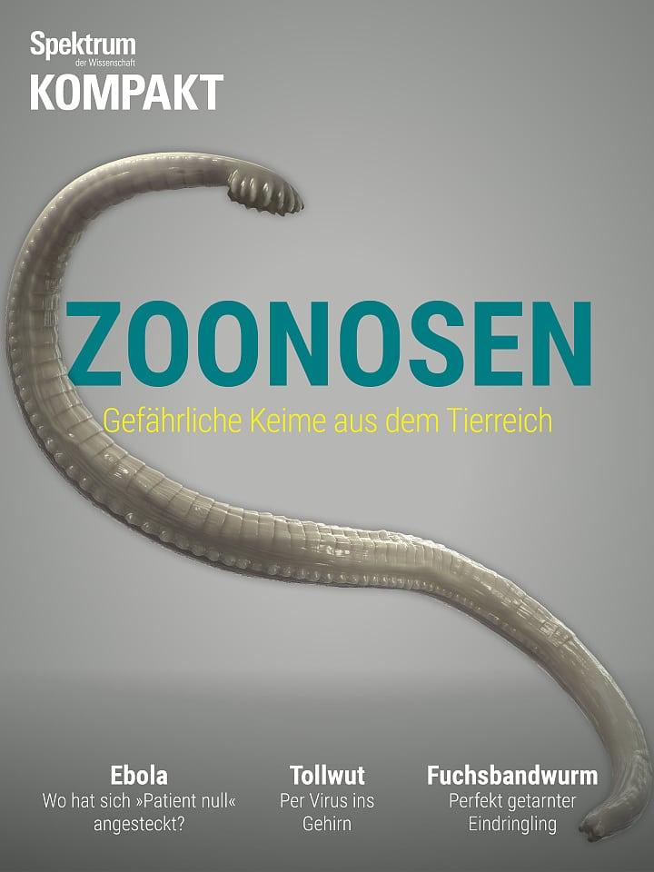 طیف جمع و جور: Zoonoses - میکروب های خطرناک از حیوانات