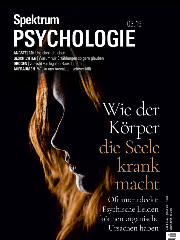 sich selbst kennenlernen psychologie)